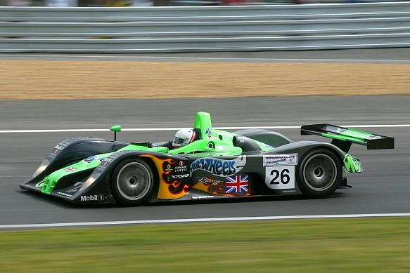 MG-Lola EX257 2002 Le Mans