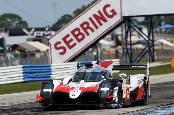 Toyota WEC Sebring 2019