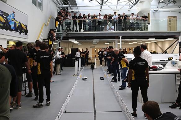 Infiniti Engineering Academy Europe final 2018