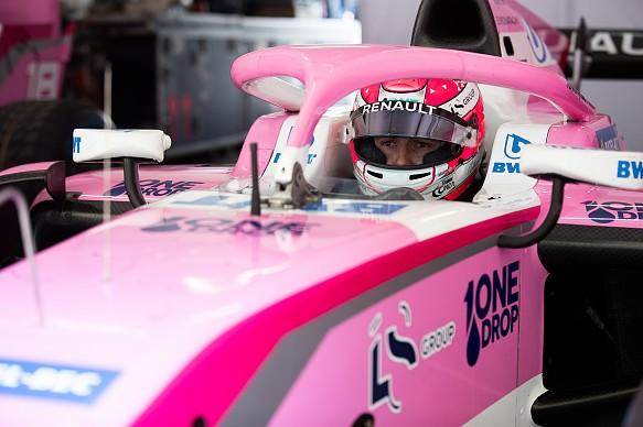 Anthoine Hubert Arden F2 2019