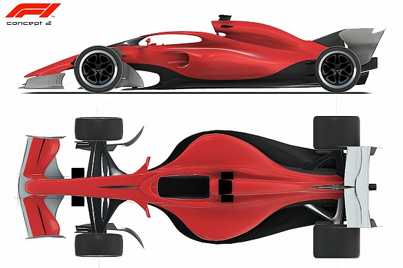 F1 2021 concept 2