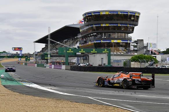 #26 G-Drive LMP2 Le Mans 2018