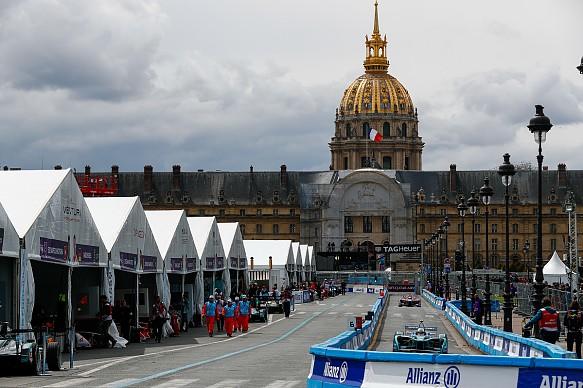 Paris Formula E 2018