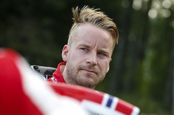 Ostberg Citroen WRC 2019