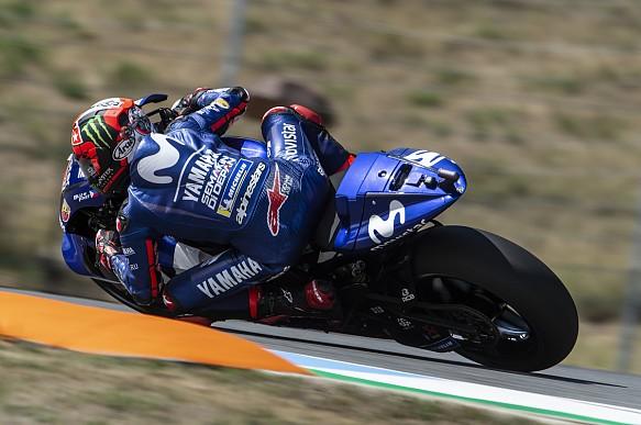 Maverick Vinales MotoGP Brno qualifying