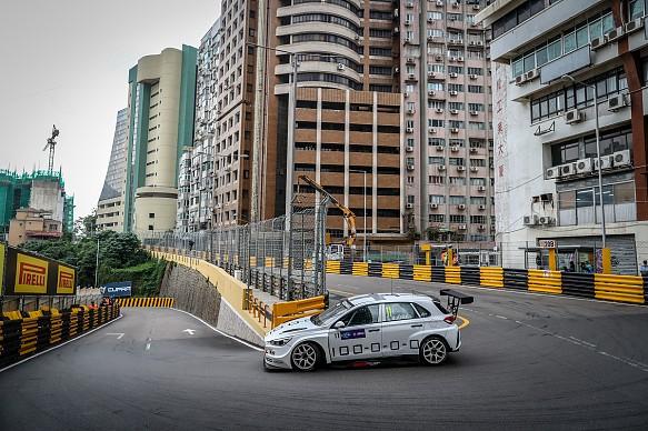 Thed Bjork Macau WTCR 2018