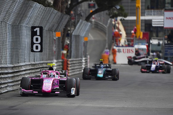 Hubert Latifi Monaco F2 2019