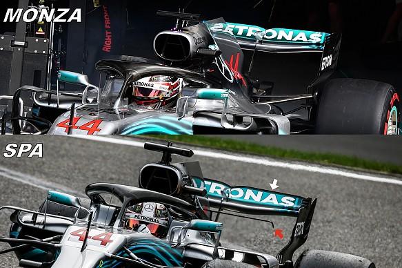 Monza tech Mercedes Piola