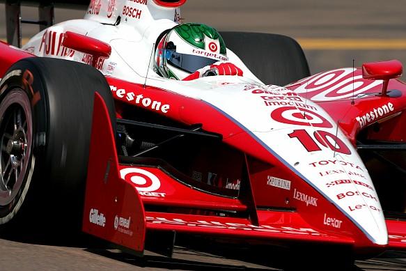 Darren Manning St Petersburg Indycar 2005