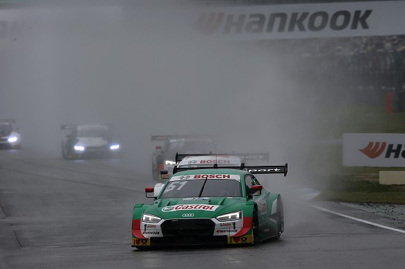 Nico Muller Audi Hockenheim DTM 2019