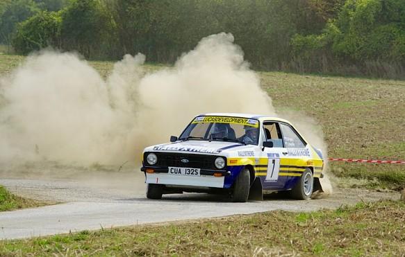 Osian Pryce Escort Rally Special 2018