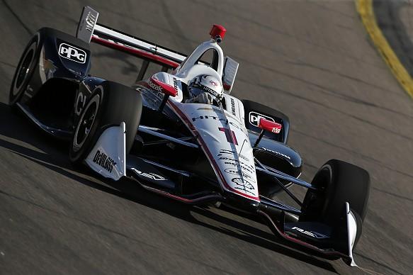 Josef Newgarden Penske IndyCar Iowa 2018