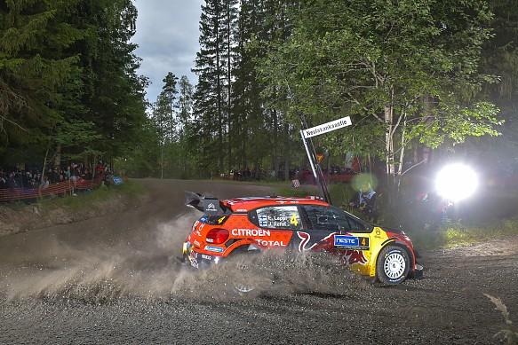 Lappi Citroen Finland WRC 2019