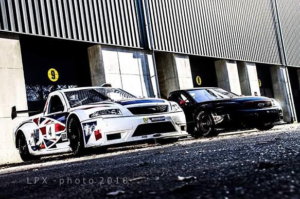 V6 Euro Pickup Series