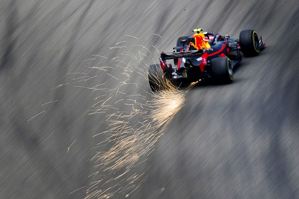 Pierre Gasly Red Bull Chinese GP 2019