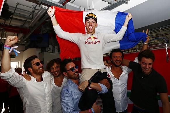 Pierre Gasly wins 2016 GP2 title