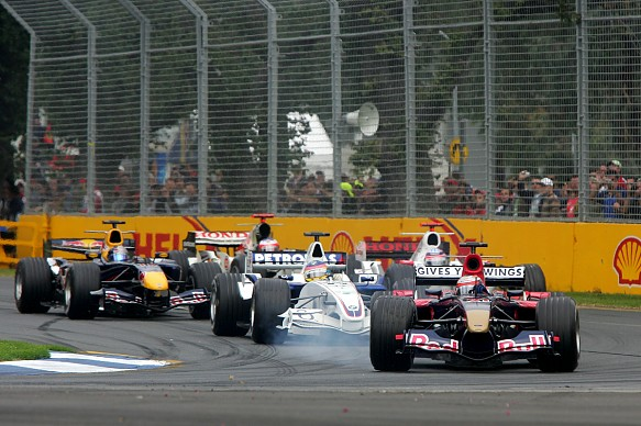 Scott Speed 2006 Australian Grand Prix