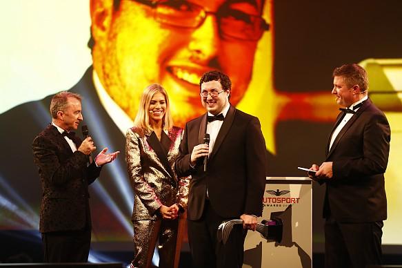 Owen Heaney wins 2018 Autosport Williams Engineer of the Future Award