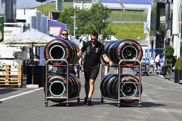 Pirelli Formula 1 2019