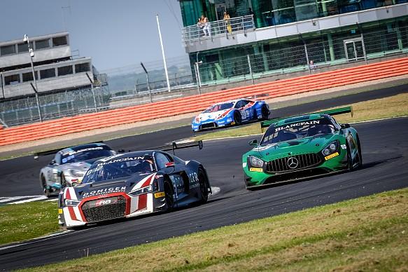 Blancpain GT Silverstone 2018