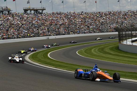 Scott Dixon 2018 Indy 500