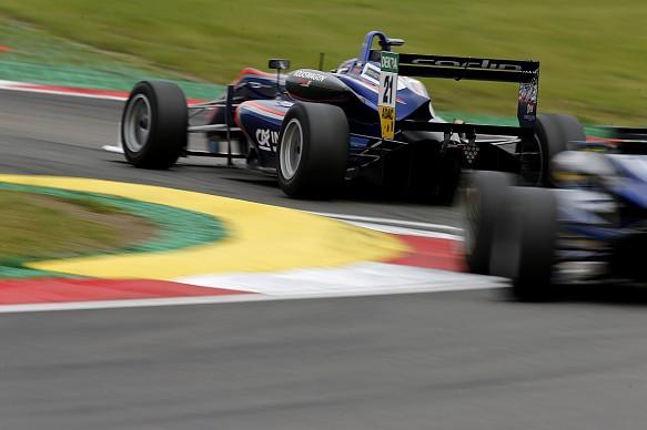 Carlin European F3 2017
