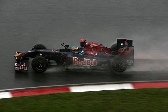 Sebastien Bourdais Toro Rosso F1 2009