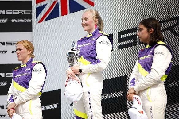 Emma Kimilainen Assen W Series 2019