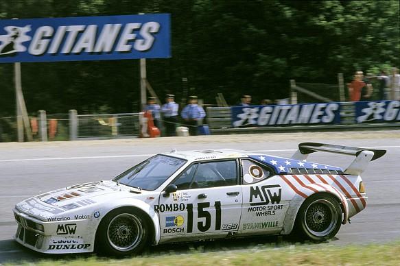 Birrane BMW Le Mans 1985