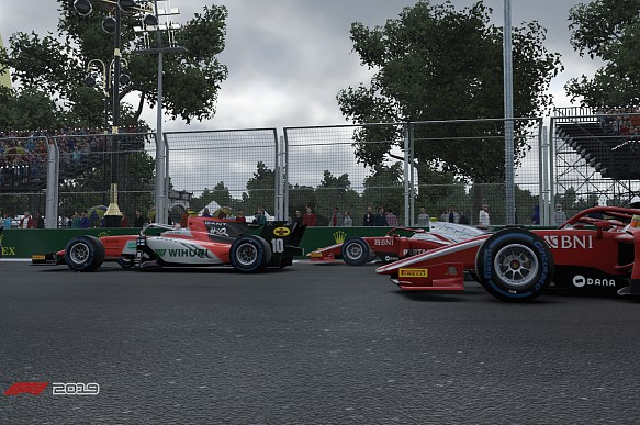 The full review of Codemasters' F1 2019 video game - Esports news