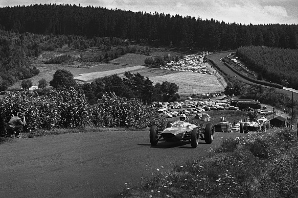 John Surtees Nurburgring 1963