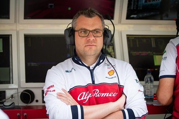 Jan Monchaux Sauber 2019
