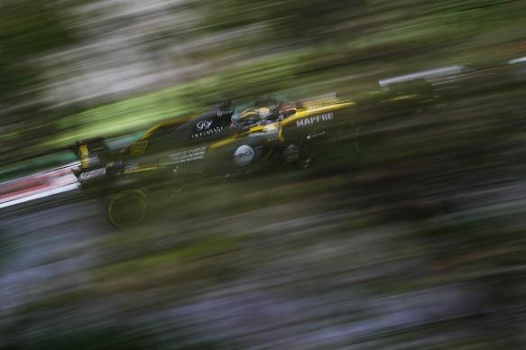 Nico Hulkenberg Renault Japanese Grand Prix 2018
