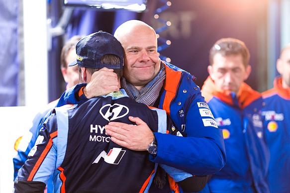 Loeb Adamo Hyundai WRC 2019