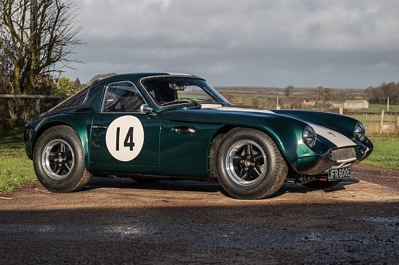 1965 FIA TVR GRIFFITH 400