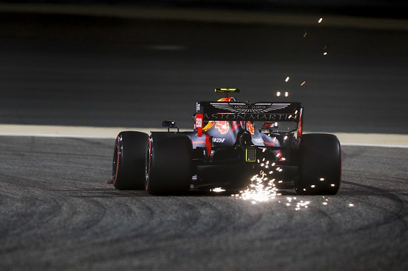 Pierre Gasly Red Bull 2019 Bahrain Grand Prix