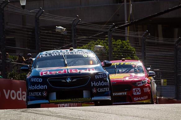Shane van Gisbergen Triple Eight Holden Newcastle Supercars 2018
