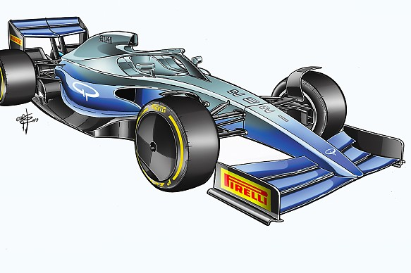 F1 2021 Piola no logos