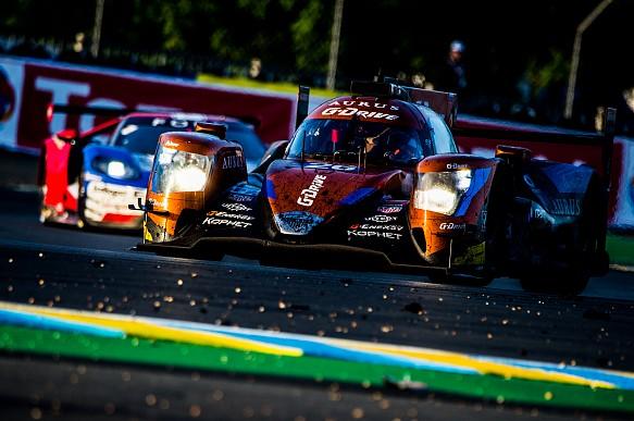 Jean-Eric Vergne Le Mans 24 Hours