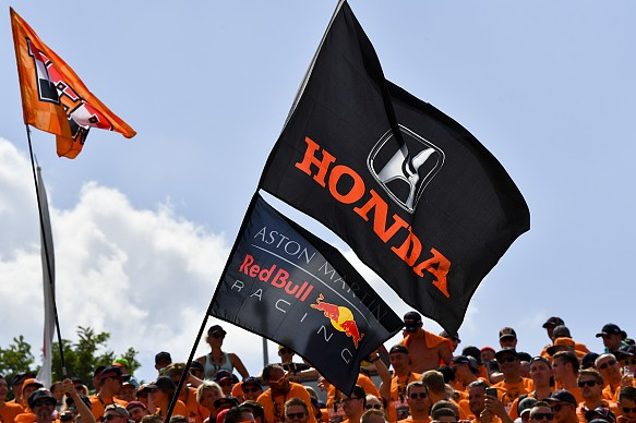 Honda Red Bull Hungary 2019