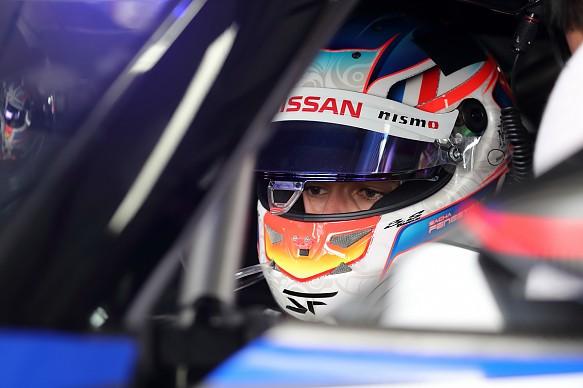 Sacha Fenestraz 2019 Super GT