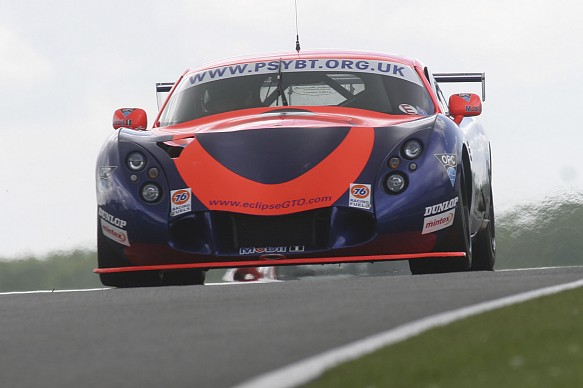 Shane Lynch British GT 2003