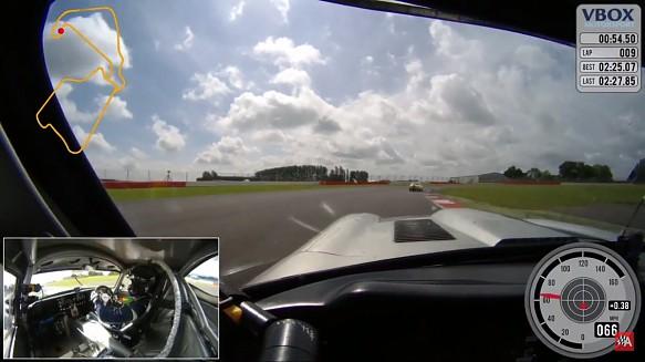 Silverstone Performance VBOX