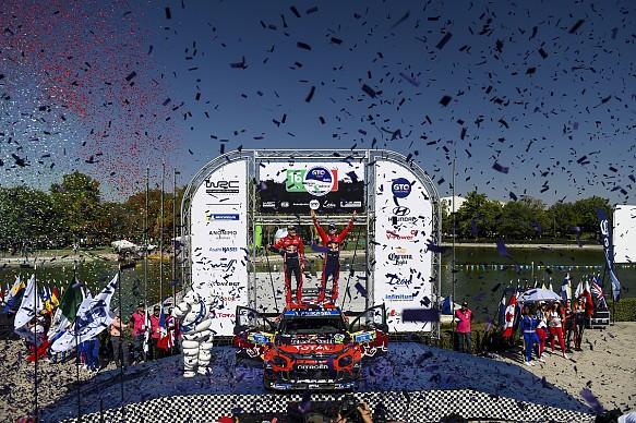 Ogier Citroen Mexico 2019 WRC