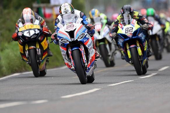Peter Hickman Ulster GP Superbike