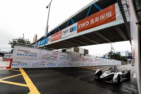 Jose Maria Lopez Dragon Formula E Hong Kong 2019