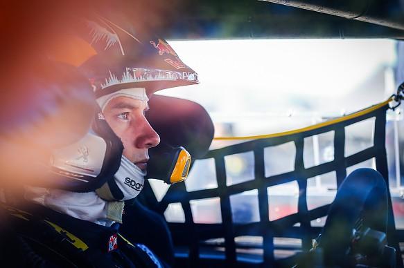 Timmy Hansen World RX