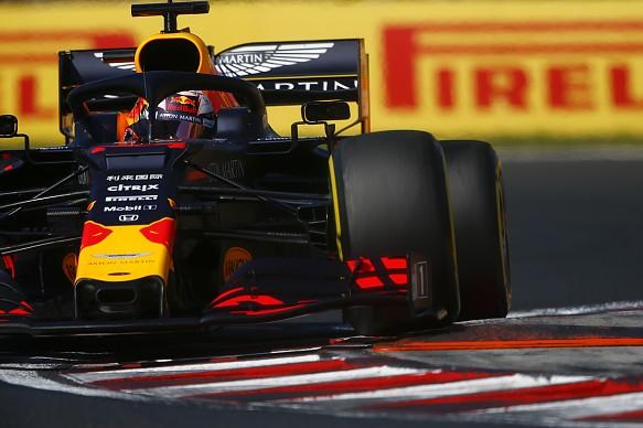Max Verstappen Red Bull Hungarian Grand Prix 2019