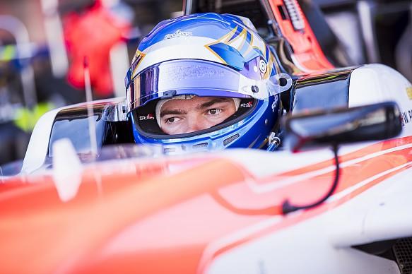 Will Palmer MP Motorsport GP3 Barcelona 2018
