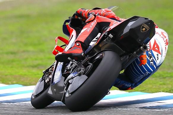 Jack Miller MotoGP testing 2019
